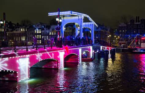 Amsterdam Light by Amsterdam Light Festival Mywinspiration
