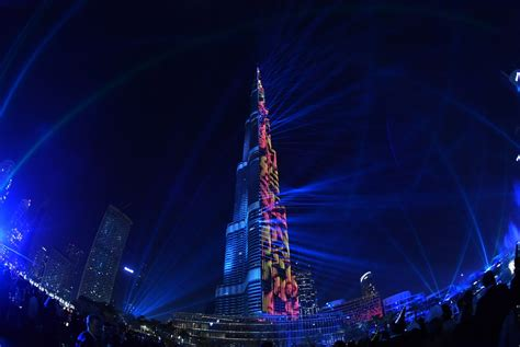 new year jakarta 2018 dubai rings in new year with laser spectacular news