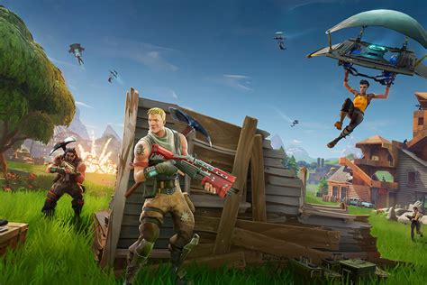 epic film game fortnite battle royale is coming to ios and android the