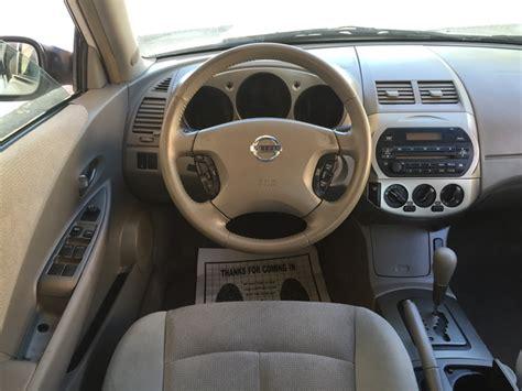 2003 Nissan Altima - Pictures - CarGurus Nissan Altima 2003 Interior
