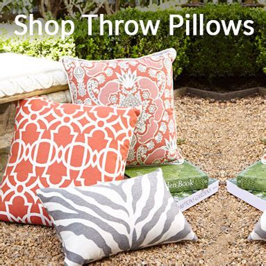 Shop Throw Pillows by Outdoor Furniture Atlanta Outdoor Chairs Table Patio