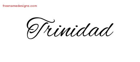 trinidad tattoo designs archives free name designs
