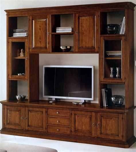 mobili soggiorno in legno massello parete mobile soggiorno libreria vetrina in legno massello