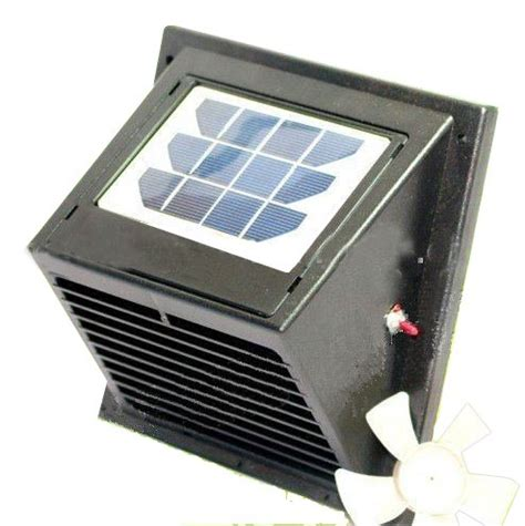 solar powered ventilation fan norestar wall solar powered vent fan for boat bathroom