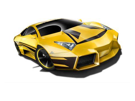 Lamborghini Reventon Wiki Image Lamborghini Reventon Yellow W Black Stripes Png