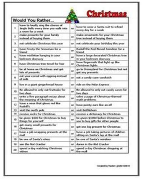 christmas ice breaker printables trivia 1000 images about breakers on classroom icebreakers would you and activities