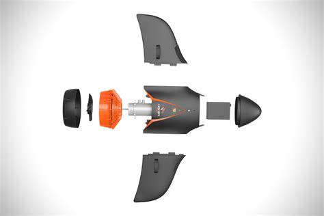 water scooter flying aquajet h2 underwater flying scooter hiconsumption
