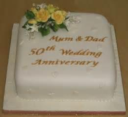 Celebration cakes 187 golden wedding anniversary