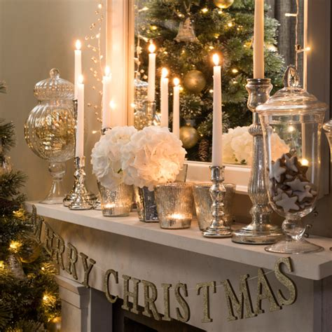 get cosy this christmas with a country scheme ideal home
