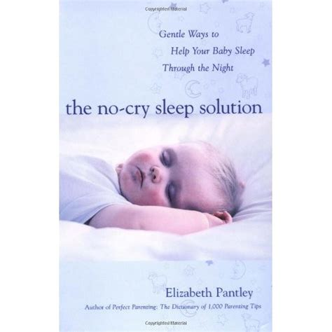 the no cry sleep solution book review the no cry sleep solution mama ie
