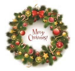 Christmas wreath vector free vector christmas wreath 2