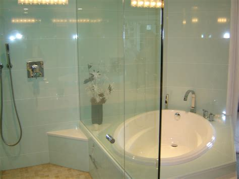 walk in bathtub with shower litwin master bath denver co schuster design studio