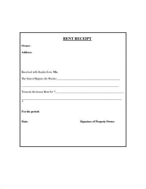rent receipt templates india rent receipt format india portablegasgrillweber