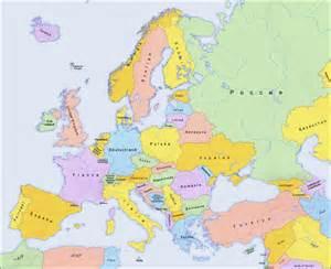 Sociales mapa pol 237 tico de europa pa 237 ses y capitales europe map