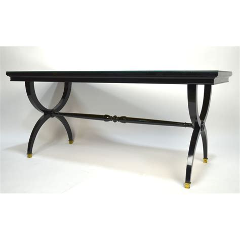 137 4 great high end black lacquer swivel bar stools stunning french black lacquer mirror top coffee sofa table