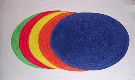 Simple ways to decorate your room, small round rugs ikea