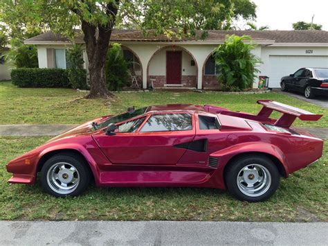 how cars run 1985 lamborghini countach security system 1985 lamborghini countach 5000 replica classic replica kit makes lamborghini countach 1985 for