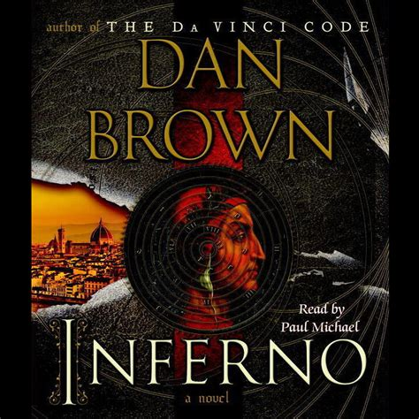 the lost symbol series 3 inferno audiobook by dan brown read by paul