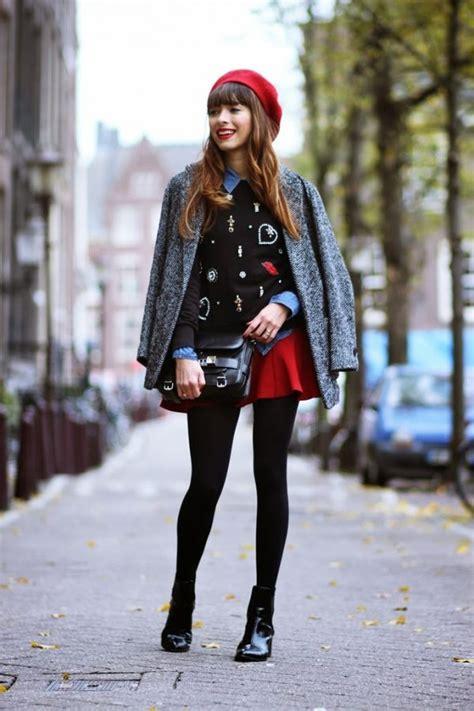 style  preppy   fall  modish