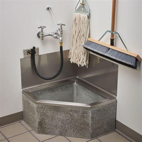 fiat terrazzo mop sink tsbc6010 24 quot x 24 quot stockton terrazzo neo mop basin mop