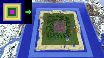 overview painted biomes mods projects minecraft