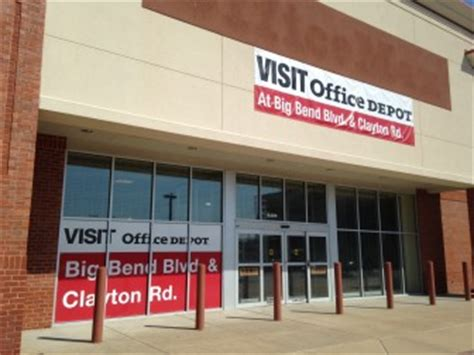 Office Depot Richmond Va by Brentwood Officemax To 40 South News