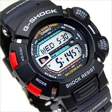 BUY Casio G SHOCK Mudman Sport Watch G9000 G-9000-1V - Buy ... G Shock Mudman G9000