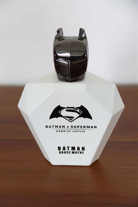 batman v superman of justice bruce wayne perfume 100ml pour homme perfumes