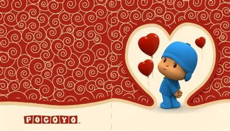 imagenes q digan feliz dia de san valentin pocoyo san valent 237 n imagui