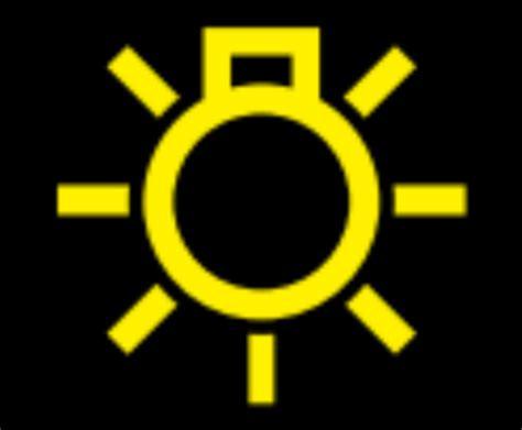 bmw engine light symbols car dashboard warning lights explained car
