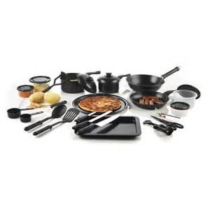 25 set kitchen essentials cookware starter