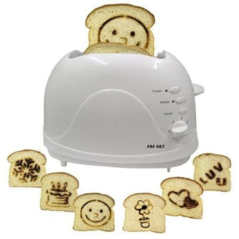 Zuse Toaster 15 Creative And Cool Toaster Printers