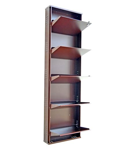 shoe storage space saver vladiva space saving five level shoe rack by vladiva