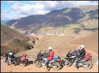 bmw south america adventure motorcycle tours through south america valleys