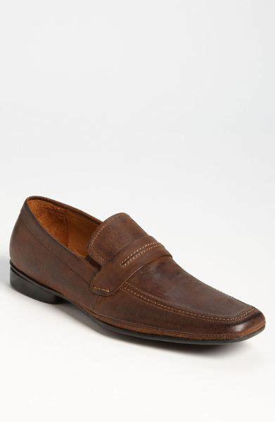 aldo mens loafers aldo greaves loafer in brown for cognac bronze lyst