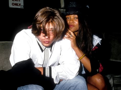 robin givens hairstyle on moehesa mike tyson says seeing brad pitt with his ex turned him to