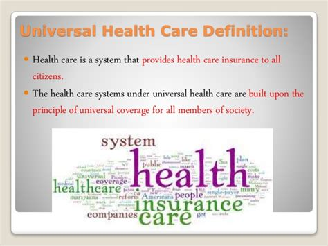 should the united states have universal health care argumentative essay universal health care