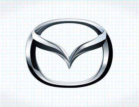mazda emblem an encyclopedia of automotive emblems gear patrol