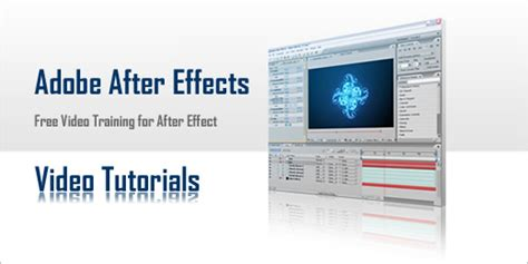 tutorial after effect adobe video tutorials adobe after effects