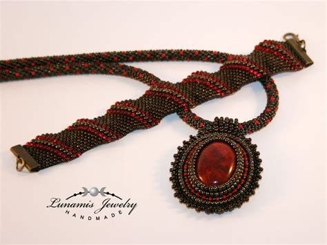 beaded jewelry techniques 186 best images about my beadwork beading jewelry on