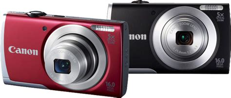 Kamera Canon A2500 canon powershot a2500 digitalkameras im test