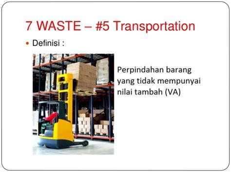 layout pabrik roti training 7 waste 7 pemborosan