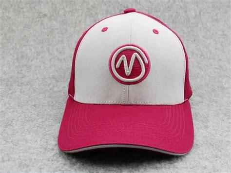 custom your own design plain pink wool baseball jersey custom 6 panels logo 3d embroidery plain color design your