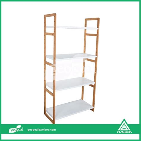 Build Free Standing Shelves Bamboo Free Standing Shelves Free Standing Bookshelves