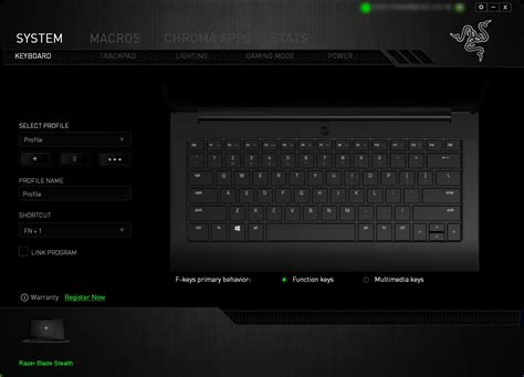 razer blade stealth fan wireless speakers thermals noise and software the