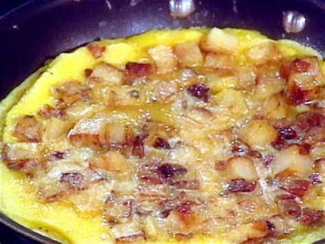 baked fontina recipe ina garten food network potato pancetta frittata recipe ina garten food network