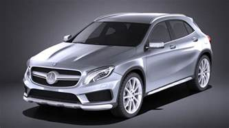 Mercedes 2015 Models 2015 Mercedes 3d Model Turbosquid 1167792