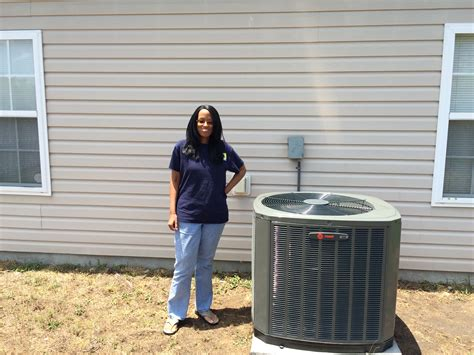 carolina comfort systems carolina comfort air recently donates new hvac system to