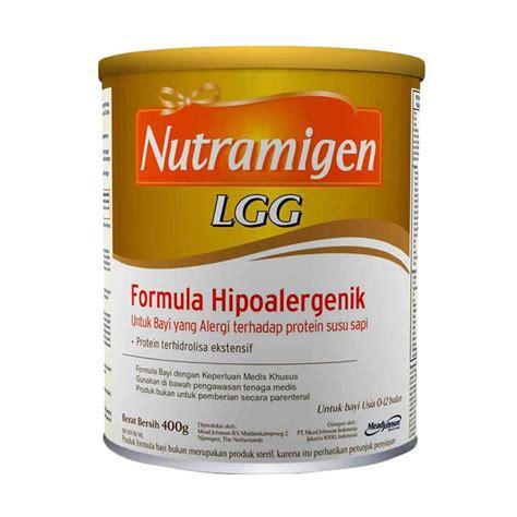 Formula Bayi Hypoallergenic jual nutramigen hypoallergenic formula anti alergi 400 g harga kualitas