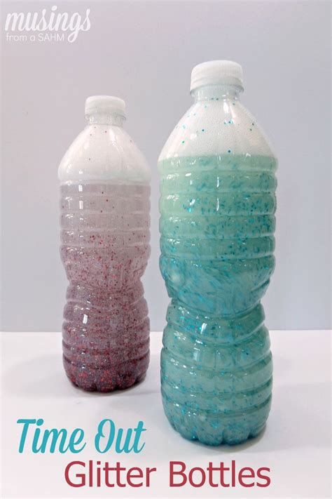 17 best ideas about glitter bottles on pinterest bottle